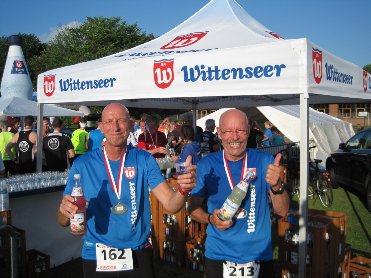 16. Brunsbüttel City Lauf